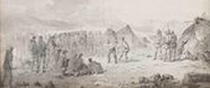 Cook's expedition meet Chukchi in North Pacific 1778