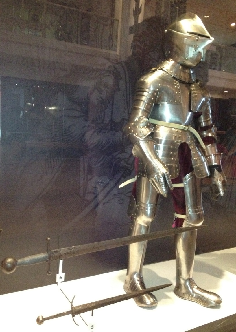 in Leeds Armouries