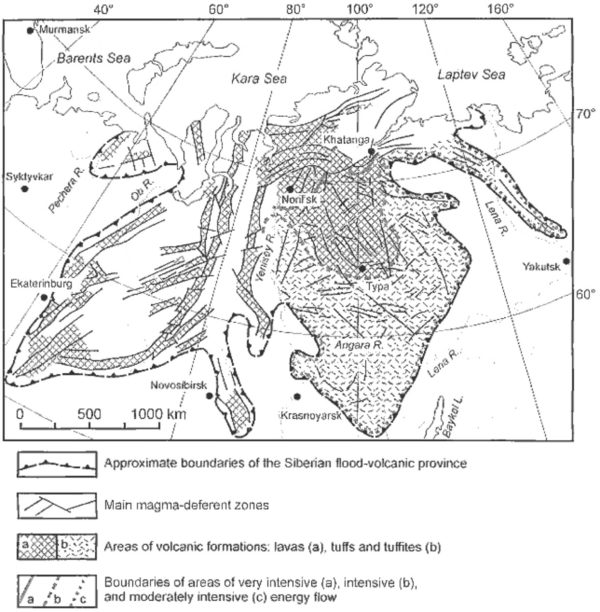 Siberia Part One For A 2006 Trailblazer Fuse Diagram The West Where Diamonds Come From